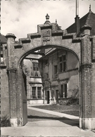 MORTEAU - 25 - Doubs - Entrée De La Gendarmerie ( Château Pertusier ) - Autres Communes