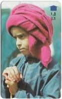 Oman - Bedouin Child - 34OMNP - 1997, 650.000ex, Used - Oman