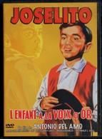 JOSELITO L' Enfant à La Voix D'or . - DVD