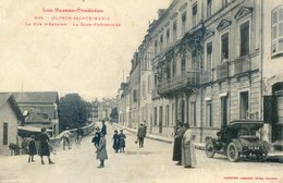 533B  ... La.Rue D'Espagne- La Sous Prefecture - Oloron Sainte Marie