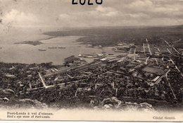 MAURICE : Île Maurice Port Louis A Vol D'oiseau ; Cliché Gentil ; édit. C Guillemin N° 7 - Mauritius