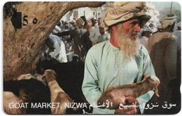 Oman - Goat Market Nizwa - 10OMNB - 1992, 312.478ex, Used - Oman