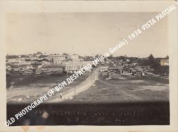 OLD PHOTOGRAPH OF BOM DESPACHO BRASIL Minas Gerais 1938 VISTA PARCIAL (Moema Martinho Campos Araújos Leandro Ferreira) - Autres