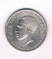 50 SENTI 1966 TANZANIA /200/ - Tanzanie