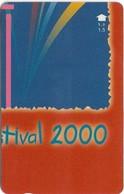 Oman - Muscat Festival 2000 Puzzle No2 4/4 - 51OMNQ - 2000, 225.000ex, Used - Oman