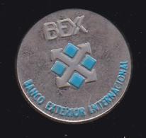 60595-Pin's.BEX.banque... - Banken