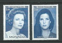 MONACO 1989 . N°s 1698 Et 1699 . Neufs ** (MNH) - Nuovi