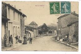 CHAMOUILLEY 1912 Rue De NARCY Près Saint Dizier Eclaron Chateauvillain Joinville Chaumont Langres Colombey Fayl-Billot - France