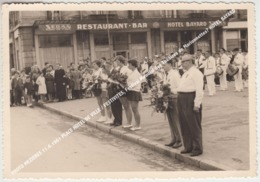 PHOTO MEZIERES 11.6.1961 PLACE HOTEL DE VILLE FESTIVITES, 1. Festival Mondial Des Théâtres De Marionnettes? HOTEL BAYARD - Charleville