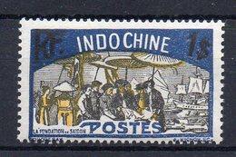 INDOCHINE  : N° 145 ** .   TB . 1927 . ( CATALOGUE YVERT ) . - Nuovi