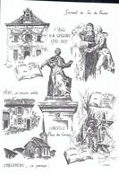 Lunéville Evenements Abbé GREGOIRE (Carte 14) - Luneville