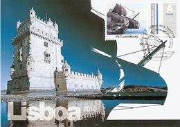Expo Phila Portugal 2010 Lisabonne - Cartoline Maximum
