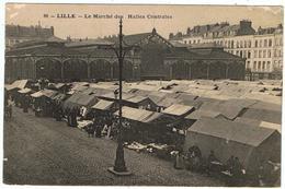 Lille / Le Marché Des Halles Centrales - Lille