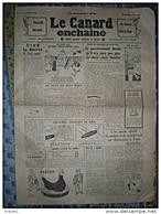 LE CANARD ENCHAINE DU 28 MARS 1945 N° 1279 CHURCHILL - Zeitungen