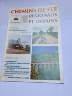 Chemins De Fer Régionaux Et Urbains 1994 246 Envermeu Londinières Aumale - Trains