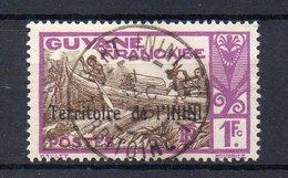 ININI : N° 18 . OBL .  TB . 1932/38 . ( CATALOGUE YVERT ) . - Inini (1932-1947)
