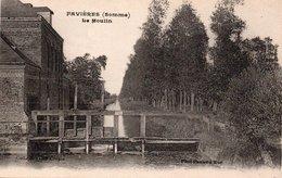 CPA FAVIERES - LE MOULIN - Frankrijk
