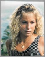PHOTO  -  FEMME - GIRL - WOMAN - MISS -  LINGERIE PHOTO CM. 20X25 - Pin-ups