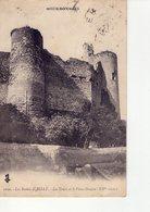 CPA -  03 - 1 -  LES RUINES DE BILLY - LES TOURS ET LE VIEUX DONJON - N° 1600 - - Andere Gemeenten