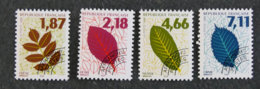 FRANCE - 1996 - YT  Préo 236 à 239 ** - 1989-....