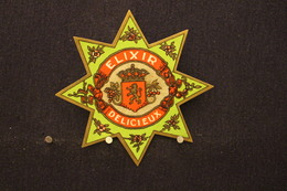 A.V.B.2/ Distillerie Stokerij -  Elexir Délicieux - Autres