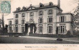 CPA TAVERNY - LE CHATEAU DE VAUCELLES - Taverny