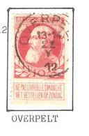 REF222/ TP 74  (GB) Coba T2 R C.Overpelt 13-14/22/V/12 - 1905 Grosse Barbe