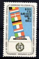 Europa Timbre Des élections Européennes De 1979 Non-émis Neuf ** MNH. TB. A Saisir! - Europa-CEPT