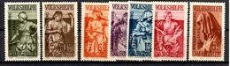 Sarre YT N° 189/195 Neufs ** MNH. TB. A Saisir! - 1920-35 Società Delle Nazioni