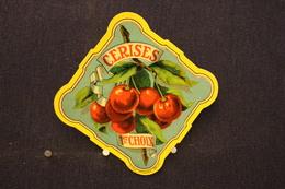 A.V.B.2 / Distillerie Stokerij - Cerise 1er Choix (  Litho.Myncke  Bruxelles ) - Autres