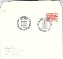 GROENLAND - GRONLAND - COVER 21.9.1972   /  1 - Groenland