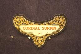 A.V.B.2 / Distillerie Stokerij - Cordil Surfin, Liqueur De Table ( Déposé 820 ) - Autres