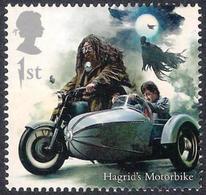 United Kingdom UK 2018 - Harry Potter - Hagrids Motorbike - 1952-.... (Elizabeth II)