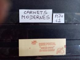 Carnet Moderne.Type Sabine.N°1974C2.Neuf. - Usage Courant