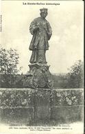 Chemilly Vieille Statue De 1557 Sur Le Front De Chemilly - Frankreich