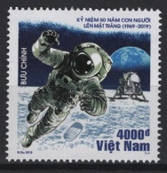 Vietnam (2019) - Set -  /  Espace - Space - Moon - Apollo - Astronaut - Other