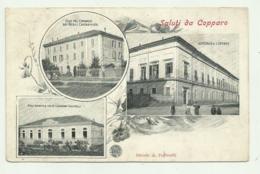 SALUTI DA COPPARO - VIAGGIATA FP - Ferrara
