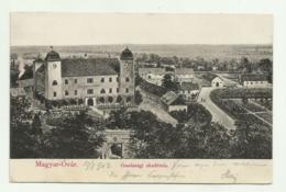 MAGYAR-OVAR - GAZDASAGI AKADEMIA 1902  - VIAGGIATA FP - Hungary