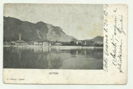 BAVENO 1903  VIAGGIATA  FP - Verbania
