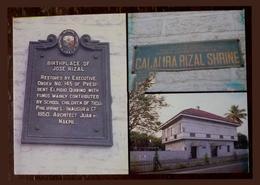 Architecture De Panneau De Signalisation De La Ville De Philippines - Philippinen