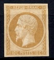 France YT N° 9c Neuf *. Signé. Gomme D'origine. Premier Choix. A Saisir! - 1852 Luis-Napoléon