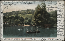 NEUHAUS Gruss Aus... Bei WEISSENBACH 1904 - Autriche