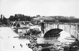 Caluire Villeurbanne Lyon Pont Ferroviaire Raymond Poincaré Thème Train - Caluire Et Cuire