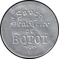 """FRANCE Timbres Monnaie ALU - 137, 5c. Vert Semeuse, Aluminium Type 1, Fond Rose (sans Le Film Sur Le Timbre): """"Dentifric - Autres"""