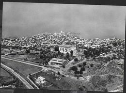 SICILIA - CEFALU' - PANORAMA DALL'AEREO - EDIZ. ALTEROCCA - VIAGGIATA 1958 DA CEFALU' - ANNULLO CONALBI - Italia