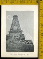 Biella Obelisco A Fra Dolcino 1907 - Biella