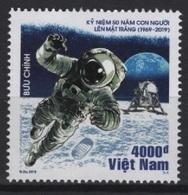 Vietnam (2019) - Set -  /  Espace - Space - Moon - Apollo - Astronaut - Altri