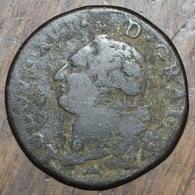 Louis XVI - 1 Sol - 1783 N - 1774-1791 Louis XVI
