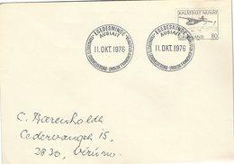 GROENLAND - GRONLAND - COVER 11.OKT.1976 /  2 - Groenland