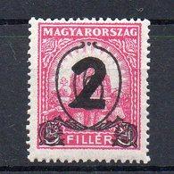 HONGRIE : N° 443 * . TB .1932 . SIGNE BRUN . ( CATALOGUE YVERT ) . - Neufs